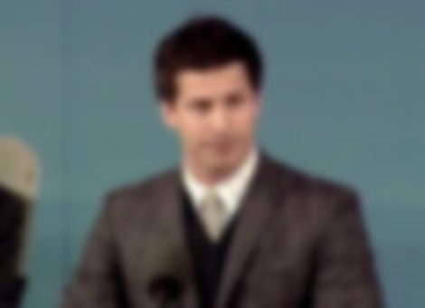 Andy Samberg's Speech At Harvard