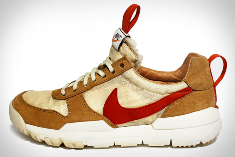 12fb222eb11 NikeCraft Tom Sachs Mars Yard Shoe | Uncrate