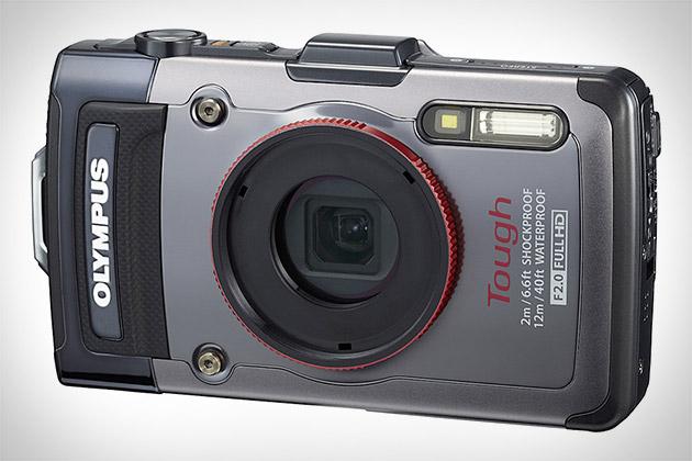 Olympus Tough TG-1 Camera