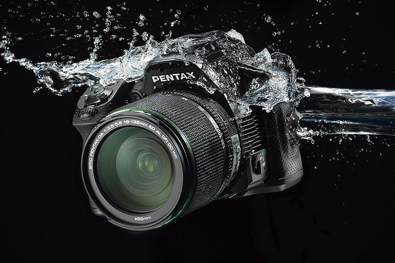 Pentax K-30 Camera