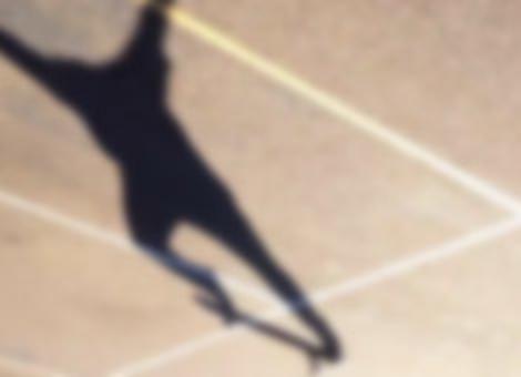 Skateboard Shadows