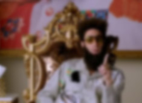 The Dictator Red Band Trailer