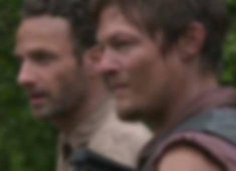 Behind The Scenes Of The Walking Dead Season 3