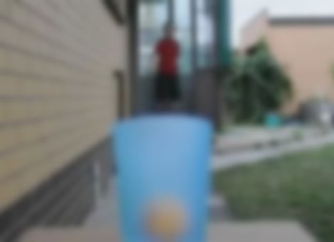 9-Year-Old's Ping Pong Trick Shots