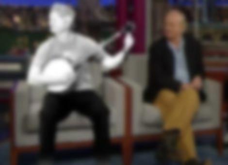 Bill Murray's Hologram