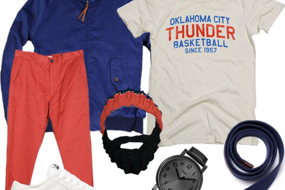 Garb: Thunder