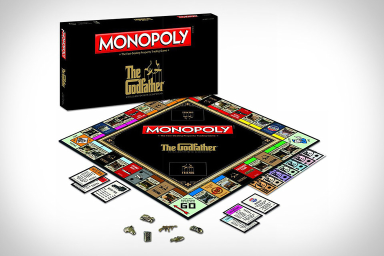 Monopoly: The Godfather Edition