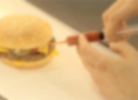 Inside A McDonald's Photo Shoot