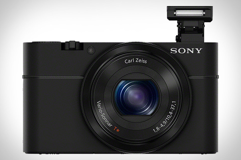 Sony Cyber-shot RX100 Camera