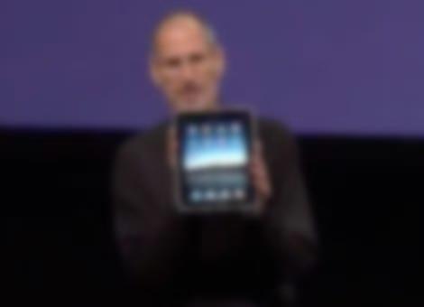 Surface vs. iPad Announcements