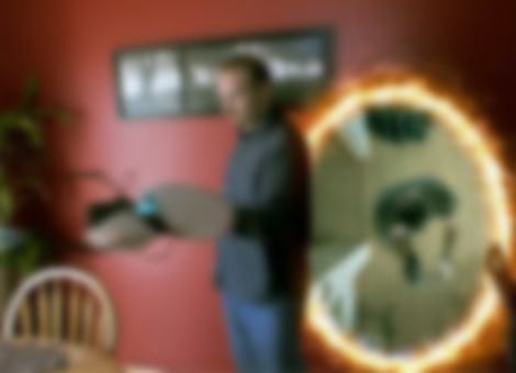What It Would Be Like To Have A Portal Gun