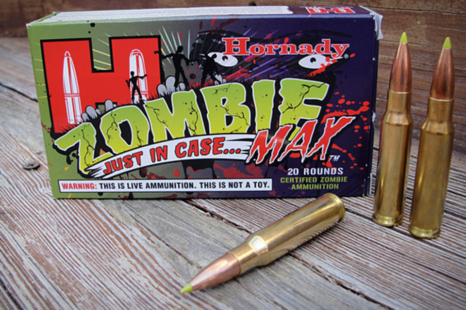 Hornady Zombie Max Ammo