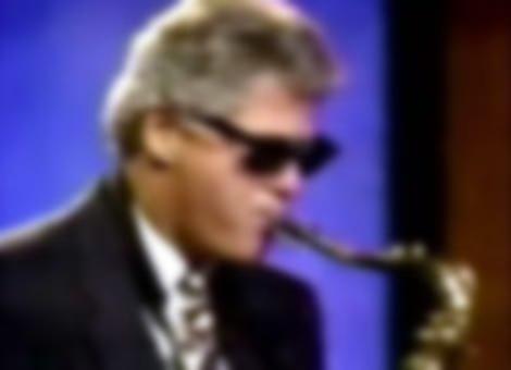 Bill Clinton Playing M83