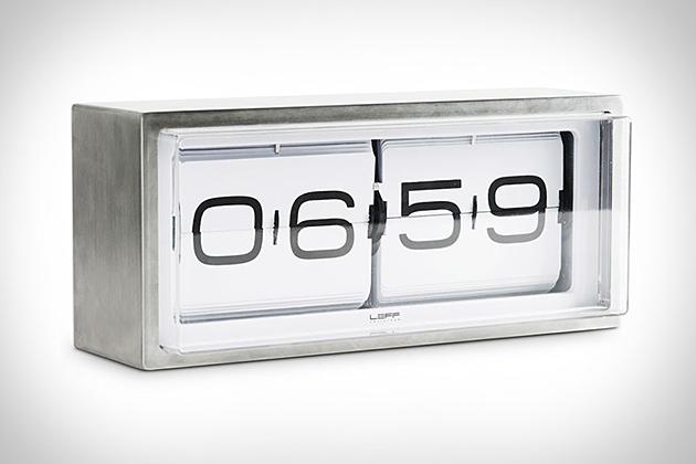 Brick Flip Clock