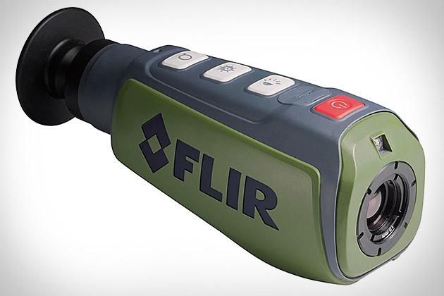 Flir Scout PS32 Night Vision Monocular