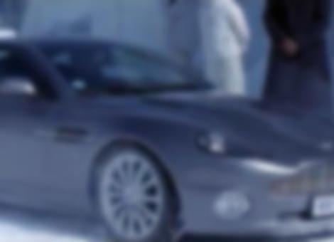 James Bond Vehicle Montage