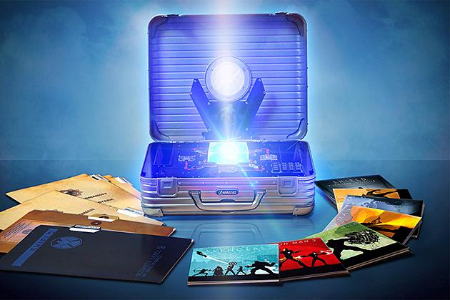 Marvel Cinematic Universe: Phase One