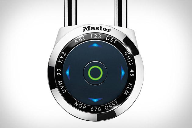 Master Lock DialSpeed Padlock