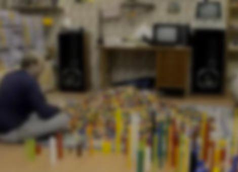 Sorting 65,000 Legos
