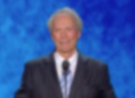 Clint Eastwood's Bizarre RNC Speech