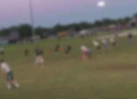 Behind The Back Touchdown