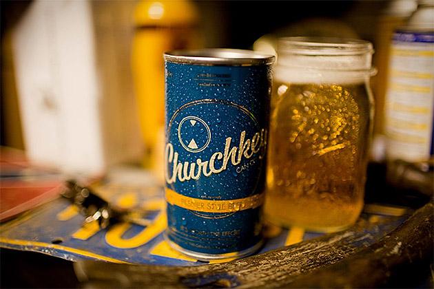 Churchkey Beer