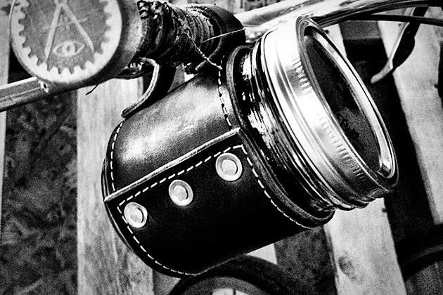 Holdster Mason Jar Mug