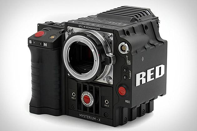 Red Epic-M Monochrome Camera