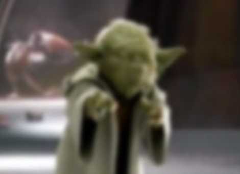 Yoda Breaking Bad