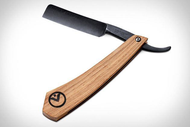 Baxter Base Camp X Straight Razor