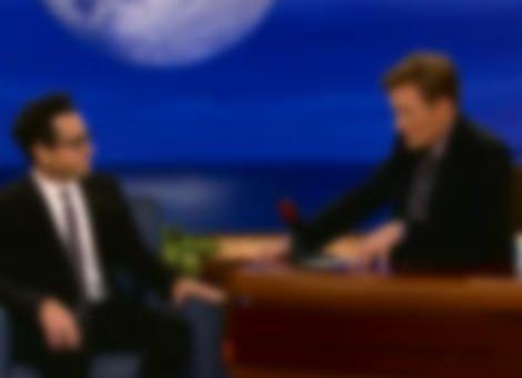 Conan's Exclusive Sneak Peek of Star Trek Into Darkness