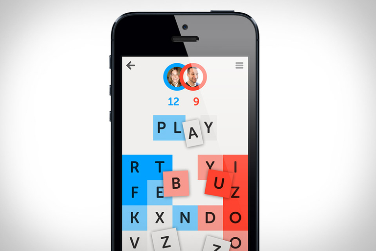 Letterpress Game
