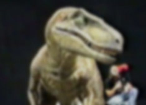 Making The Jurassic Park Velociraptor