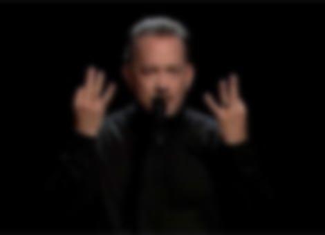 Tom Hanks Slam Poetry