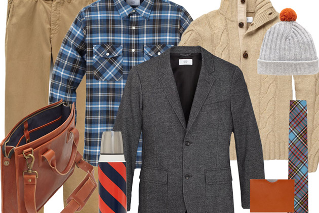 Garb: Lined Out