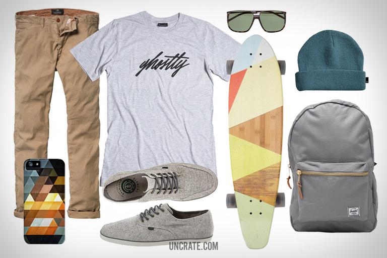 Garb: Geometric Skater