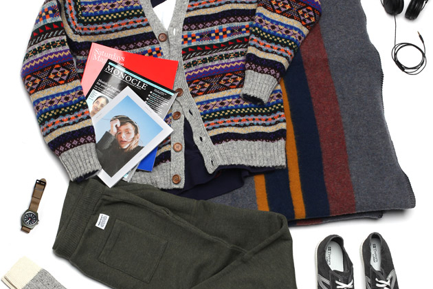 Garb: Sweater Style