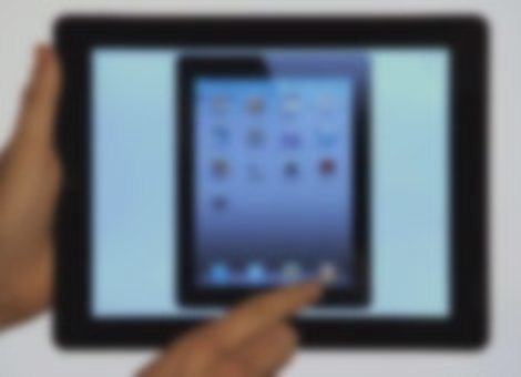 iPad Mini Commercial, Suckers