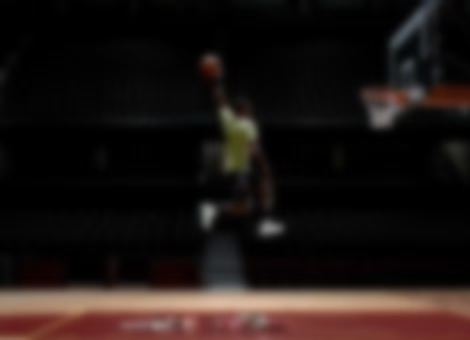 Kyrie Irving's Cinematic Dunk