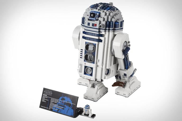 Lego Star Wars R2D2