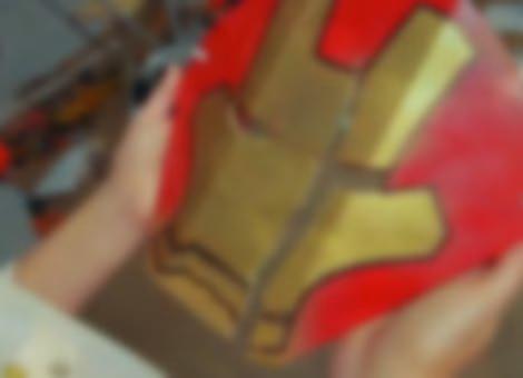 Low Budget Iron Man 3 Trailer