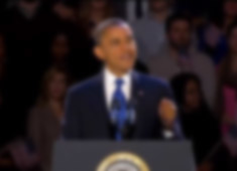 Obama's Presidential Acceptance Speech