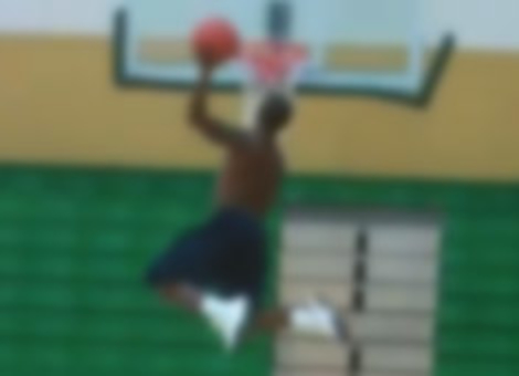 Porter Maberry's Incredible Dunks