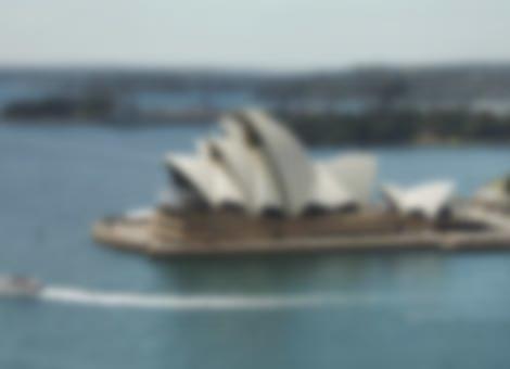 Tilt-Shift Sydney