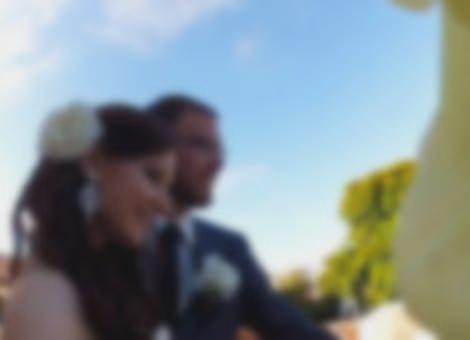 Wedding Bouquet Camera