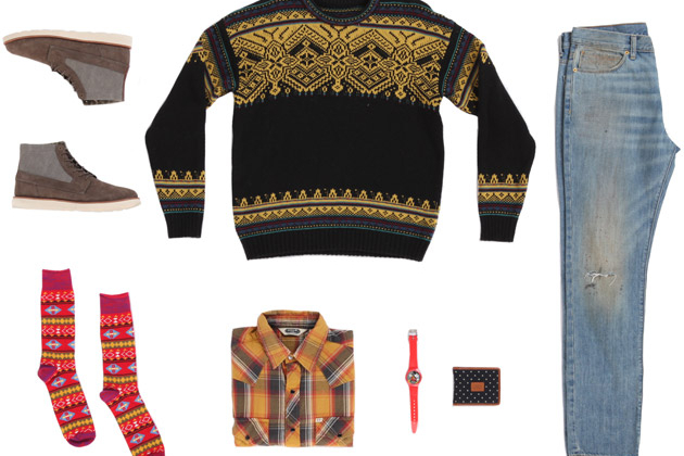 Garb: Sweatered Out