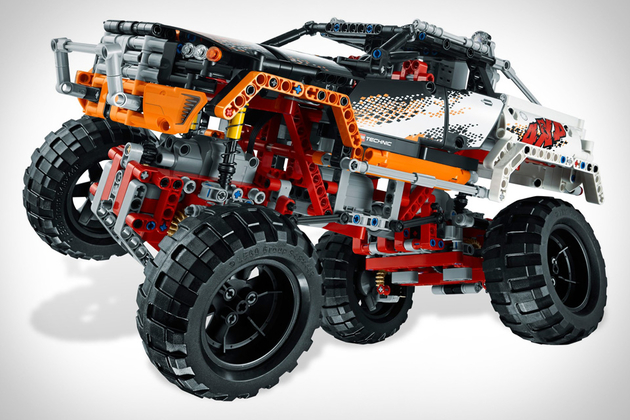 Lego Technic 4×4 Crawler