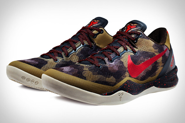 Nike Kobe 8 System Basketball Shoes