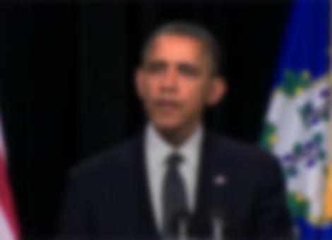 President Obama Speaks At Newtown