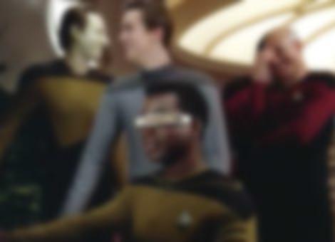 Star Trek Bloopers